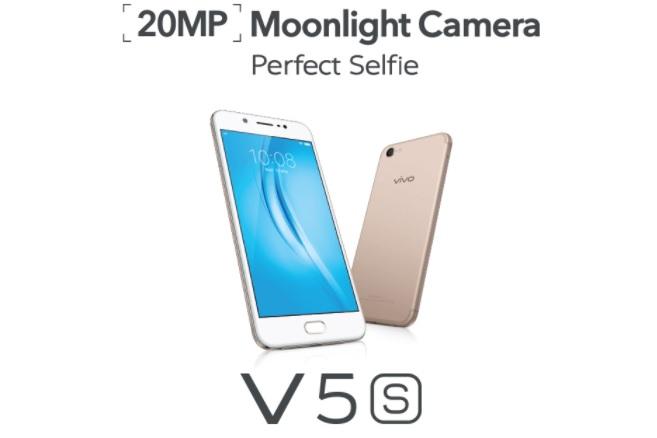 VIVO V5s Perfect Selfie