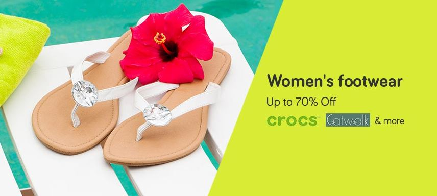 Snapdeal Offers on women heels