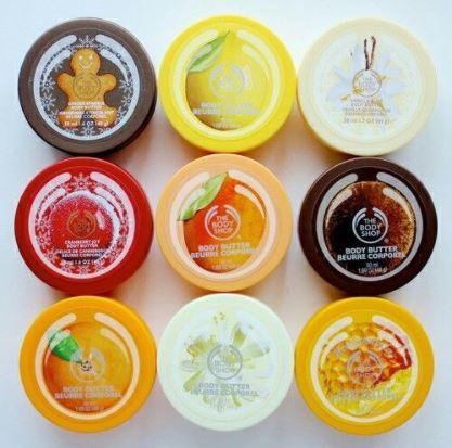 Bodyshop offers on Body Butters