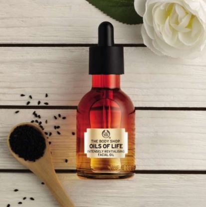 Body Shop Oils of Life Intensely Revitalizing Facial Oil