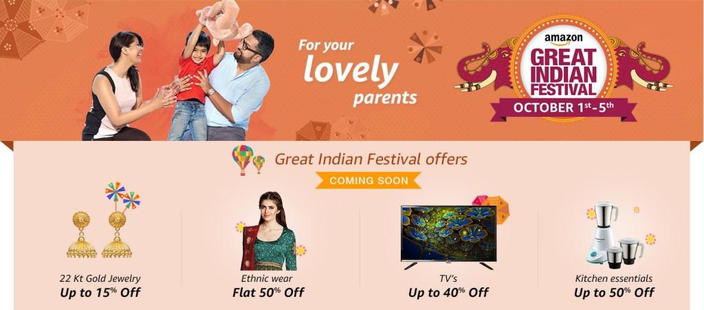 Amazon Diwali Sale: Best offers & Discount