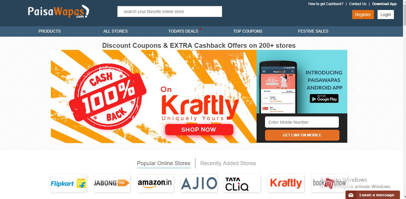 Karftly latest offers