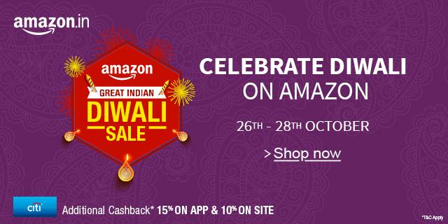 Amazon Diwali Sale on Laptops