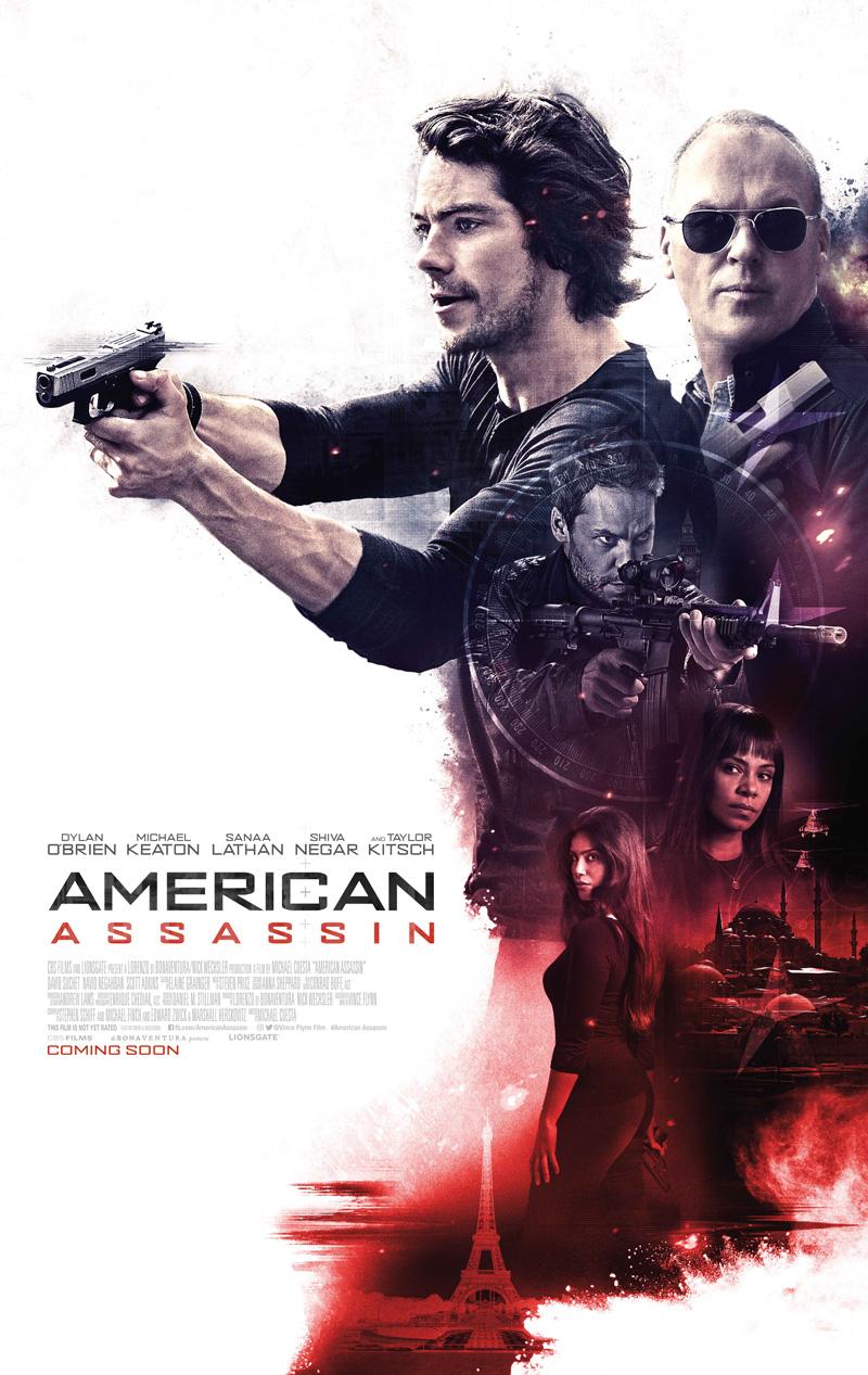 American Assassin Movir Tickets
