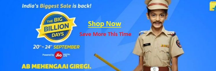 Indias Biggest Sale: Flipkart Big Billion Day Sale