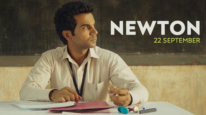 Newton Movie Ticket Offers on Bookmyshow