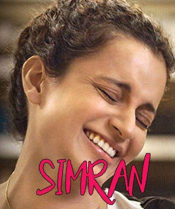 Simran movie ticket offers on Paytm