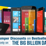 Flipkart Big Billion Days Mobile Sale Live Offers ! More than 40% Off on Top Branded Mobile