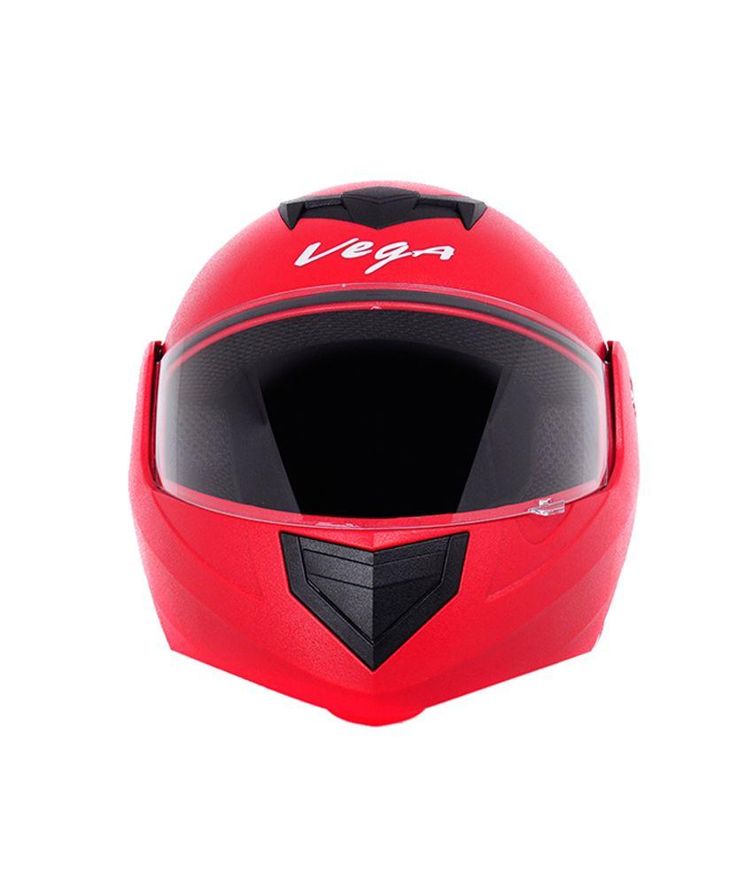 Vega - Crux Helmet (Red)