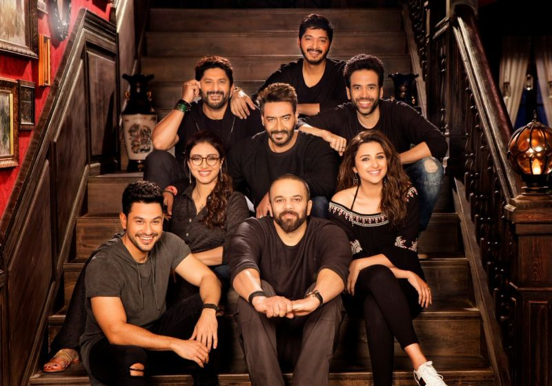 PVR Movie Ticket Offers: Golmaal Again Movie Ticket