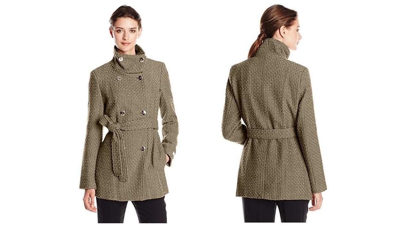 Jabong offer: Classic Pea Coat