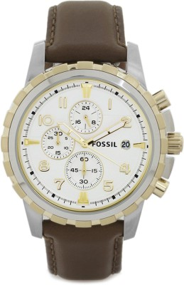 Fossil FS4788 Analog Watch - For Men