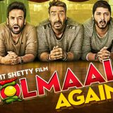 Golmaal Again Movie Offers: Up To 100% Cashback