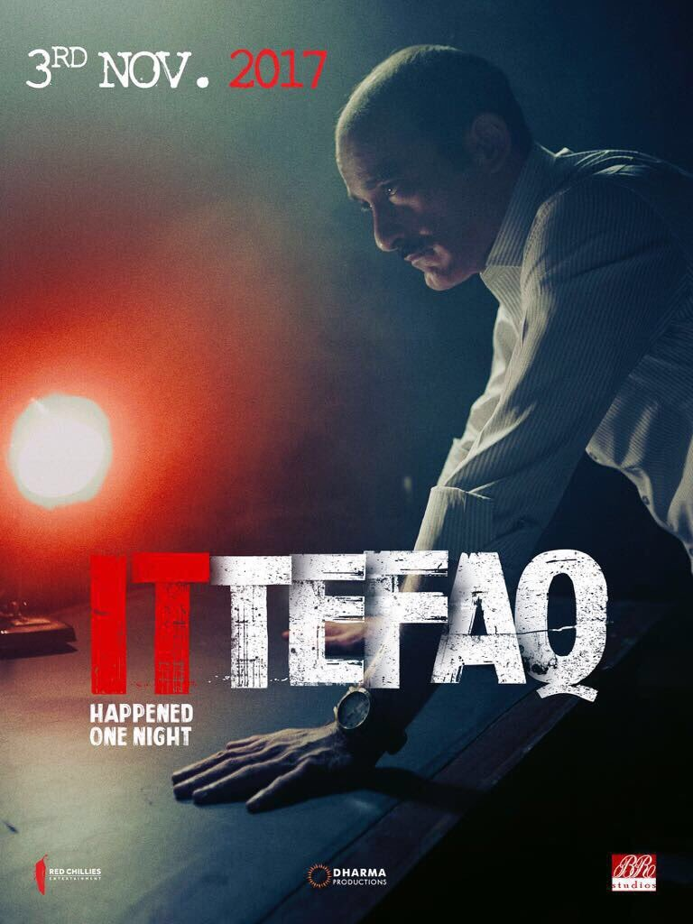 Ittefaq Movie Ticket Offers on Bookmyshow