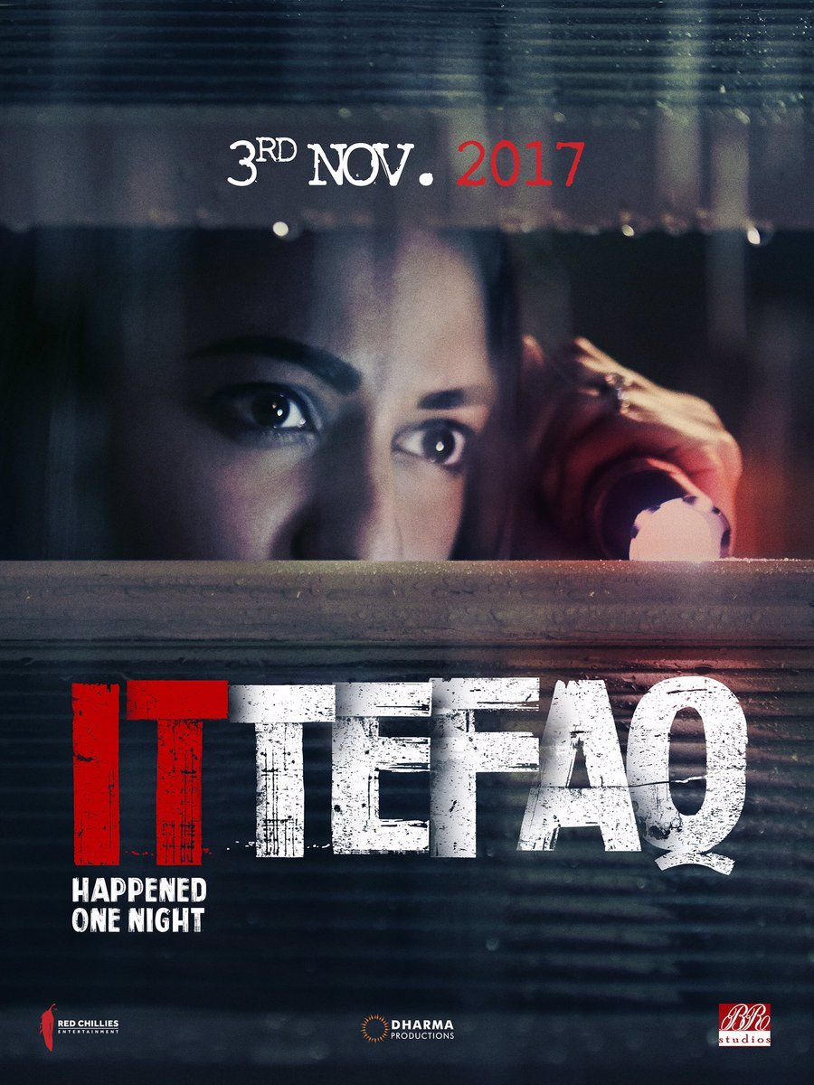 Ittefaq Movie Ticket Offers on PVR