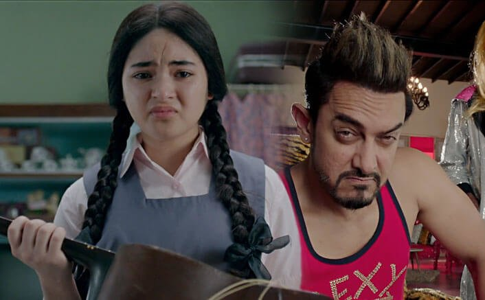 PVR Movie Ticket Offers on Secret Superstar