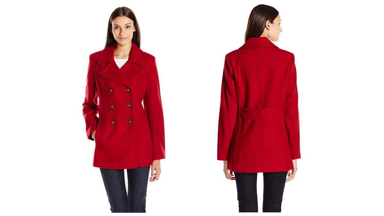 Buy Casual Pea Coat at jabong