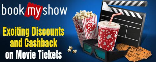 Bookmyshow Movie Offers