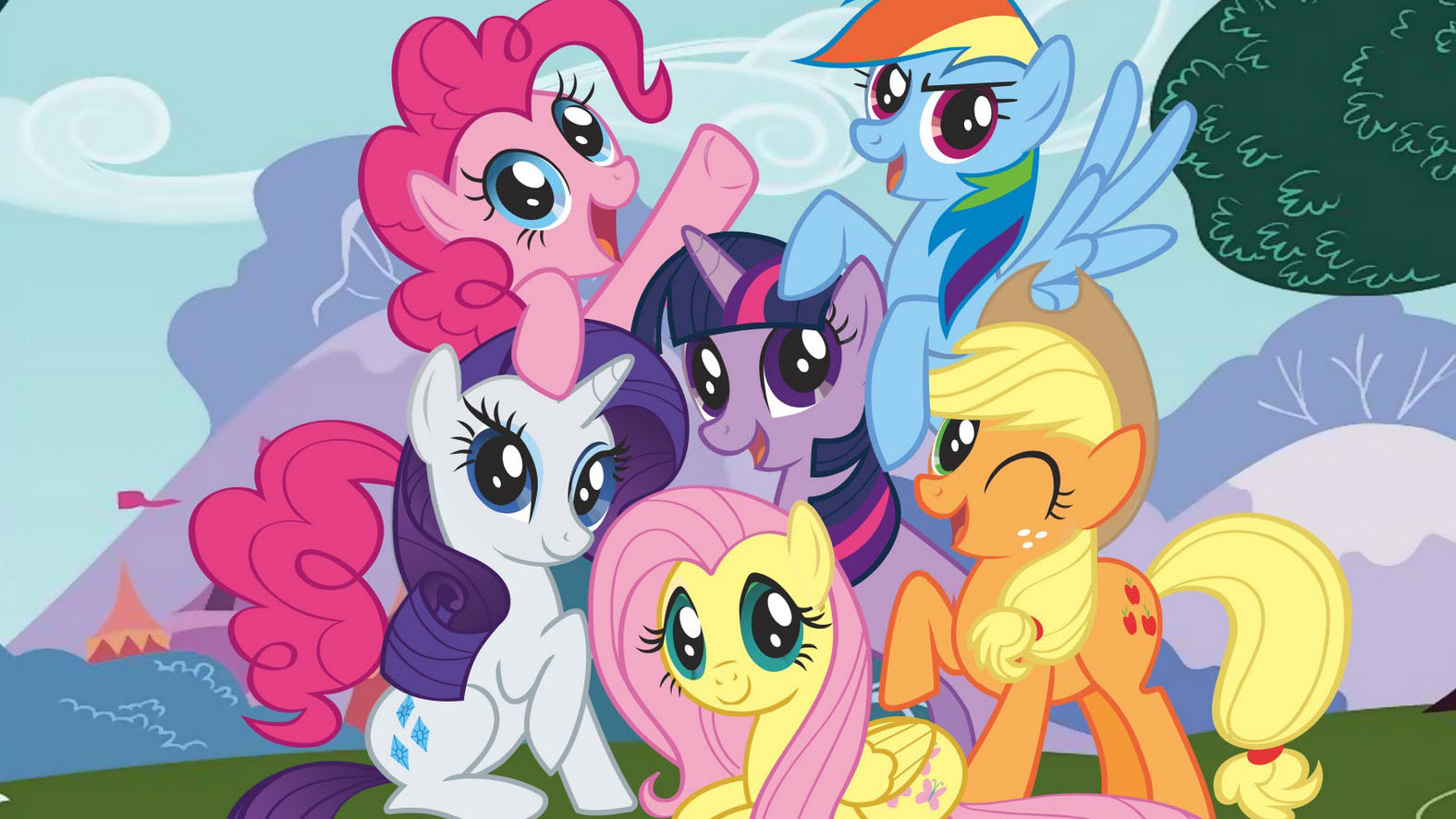 My Little Pony Movie Ticket Offers