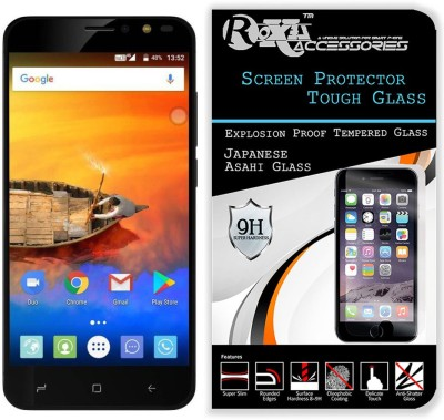 Roxel Tempered Glass Guard for iVooMi Me3S