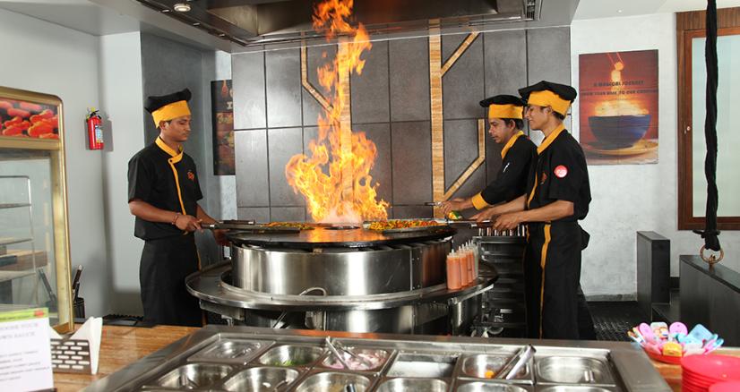 Best Buffet Restaurants in Bangalore