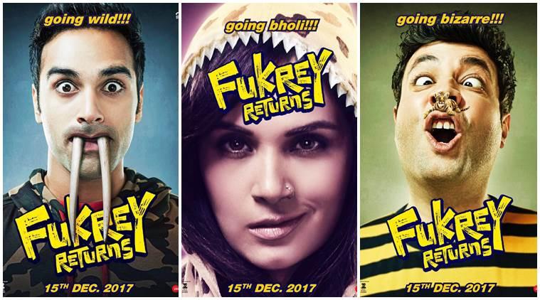 Fukrey Returns Movie Ticket Offers Buy 1 get 1 FREE