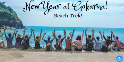 Gokarna Beach Trek New Year