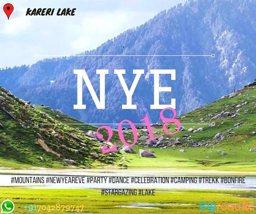 Long Weekend New Year Snow Camping & Trekking Trip (Kareri Lake)