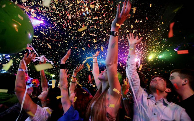 new year 2018 parties in Bangalore