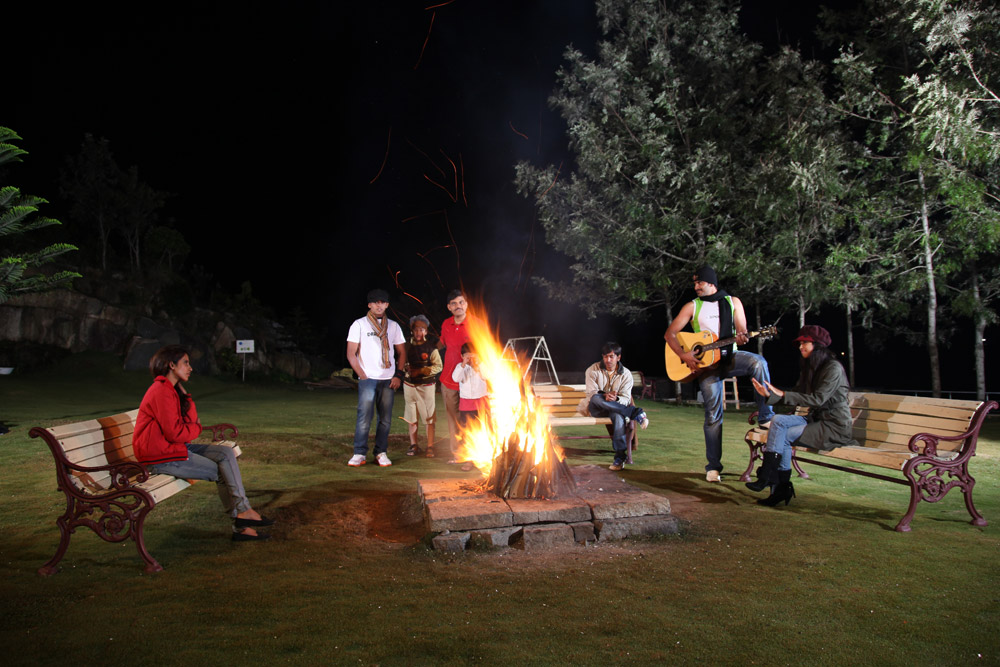 Yarcaud Camping - New Year Special