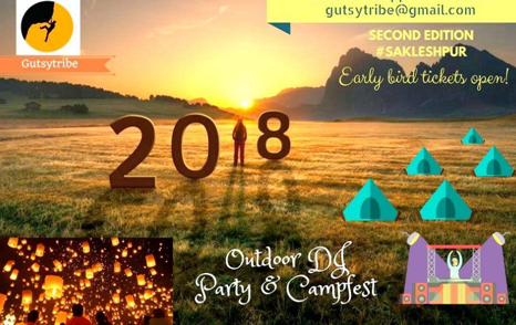 Best New Year Party in Bangalore 2018