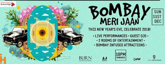 New Year Event 2017 - 2018 in Mumbai