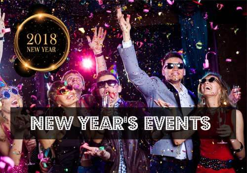 new year events in hyderabad 2018