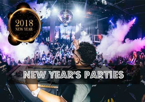 New year parties mumbai 2018