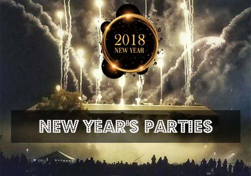 New year parties 2018 in Pune