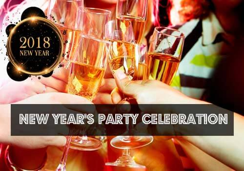 New year parties 2018 Mumbai