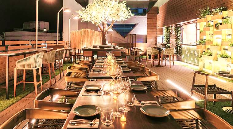 best restaurants in delhi for couples