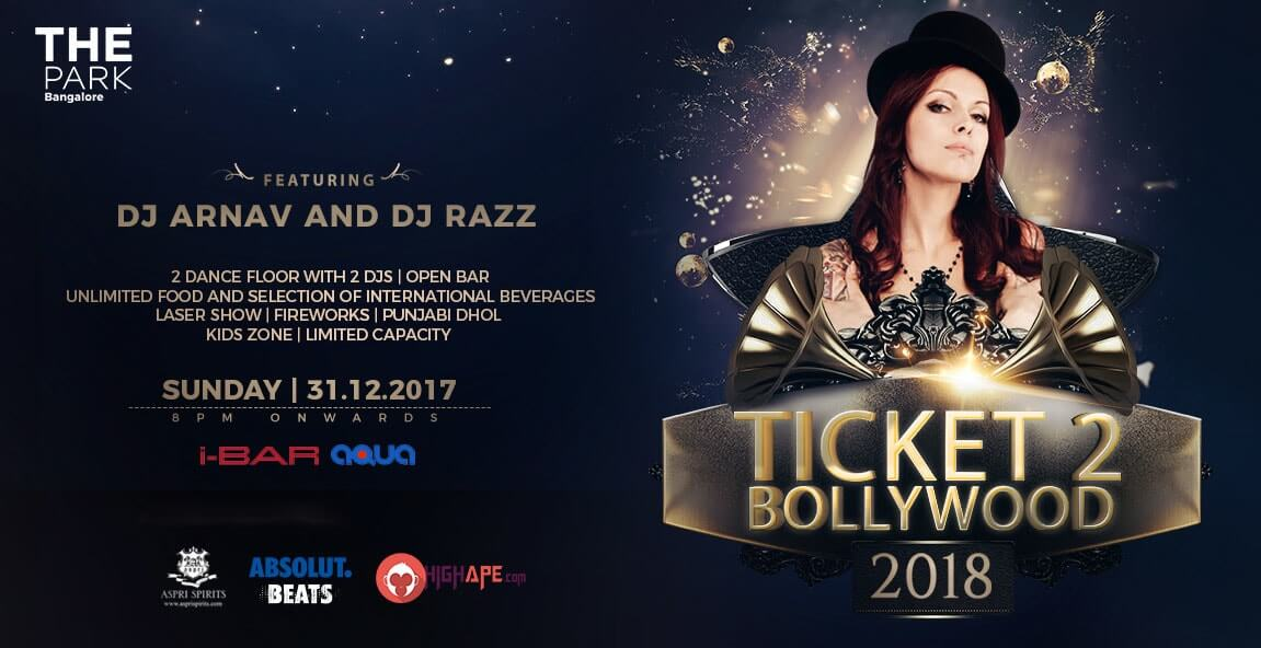 Best New Year Party 2018 Bangalore