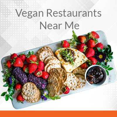 Vegan Restaurants Near Me