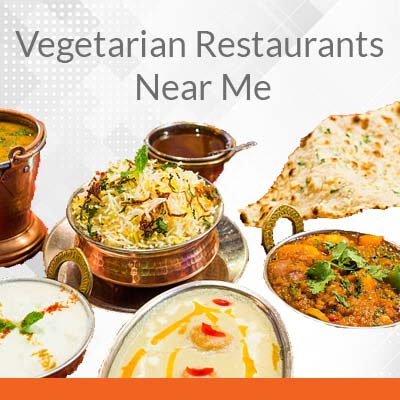 Vegetarian Restaurants Near Me