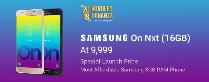 Flipkart Mobile Offers & Sale
