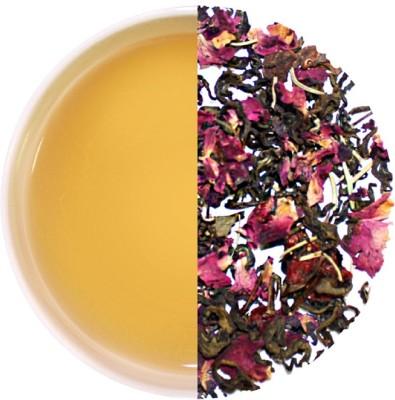 teafloor vanilla swirl vanilla green tea 100g pouch