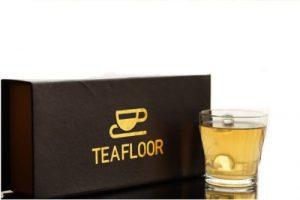 Teafloor Trinity Tea Collection Plain, Chamomile, Chocolate Tea(96 g, Box)