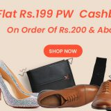 Bata [Loot Offer] , Footwear For Free, Wallets for Rs.9, Belt and Bags Under Rs. 50