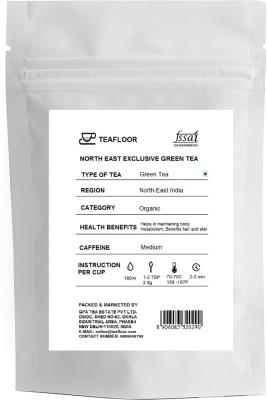 teafloor north east exclusive green tea unflavoured green tea 100g