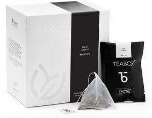Teabox Assam Nitrogen-flushed Teabag Black Tea(16 Sachets, Box)